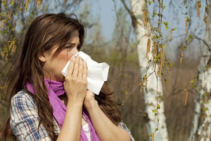 Symptome einer Erkältung