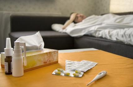Therapie einer Erkältung
